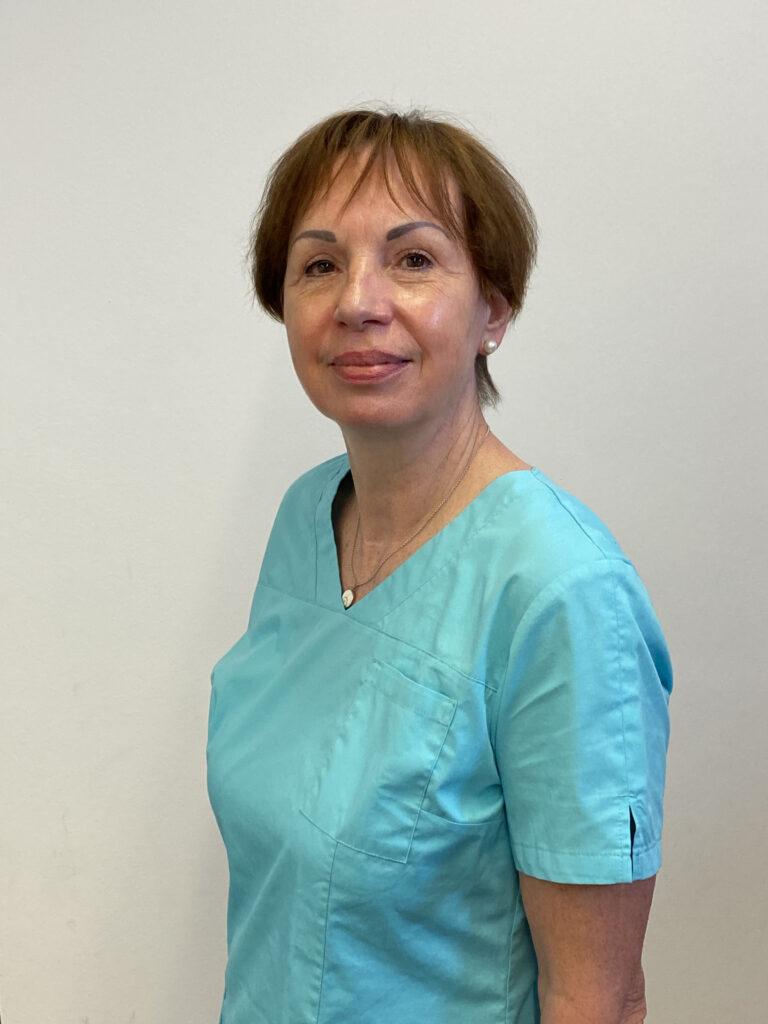 Portraitfoto von Dr. med. Cara-M. Schatton